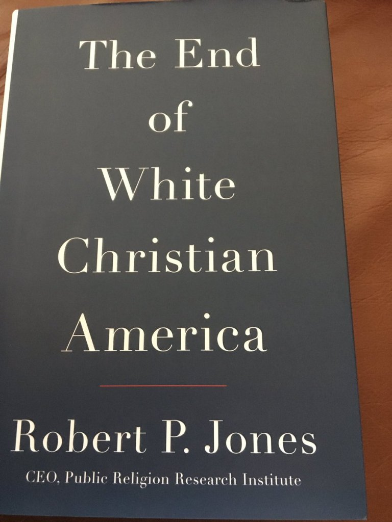 White Christian America